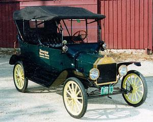 Amerikaanse auto: Ford Model T, 1915