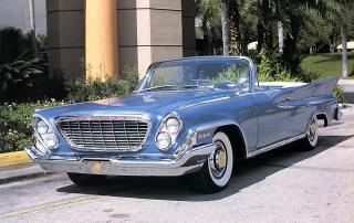 Chrysler New Yorker uit 1961