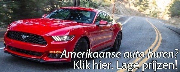 Autohuur USA Amerika