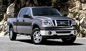 Amerikaanse pickup truck: Ford