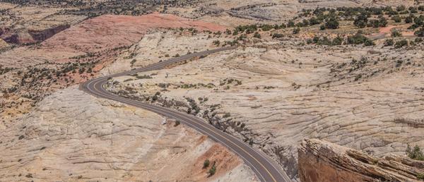 Scenic Byway 12 in Utah