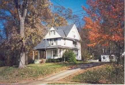 Huisje in Cincinnati