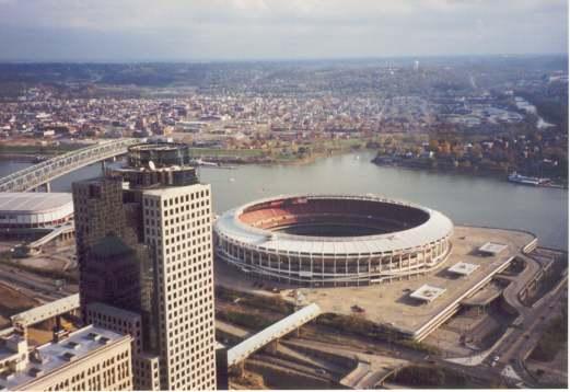 Het dak van Cincinnati