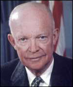 US President - Dwight Eisenhower