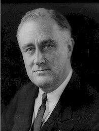 President Franklin Delano Roosevelt (1933-1945)