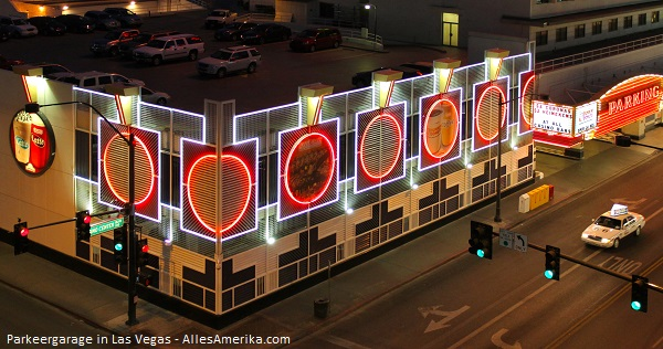 Las Vegas parkeergarage