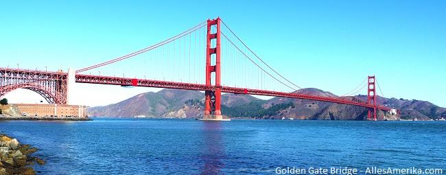 De Golden Gate Bridge