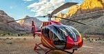 Helicopter in de Grand Canyon