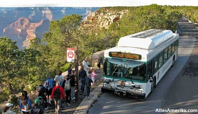 Grand Canyon Shuttlebus