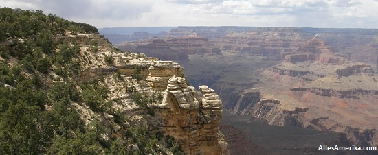 Grand Canyon National Park: uitzicht