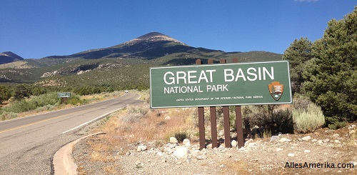 Great Basin National Park in Nevada