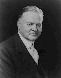 President Herbert Hoover (1929-1933)