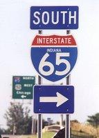 Interstate-bord