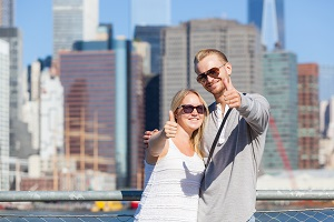 New York Selfie AllesAmerika