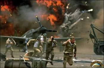 Scene uit de speelfilm Pearl Harbor