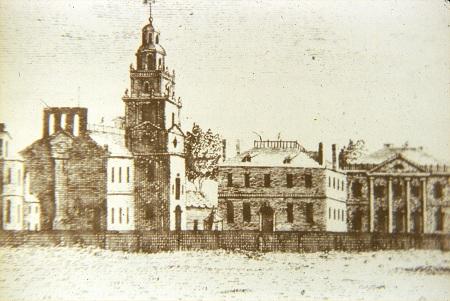 Philadelphia in de 18e eeuw