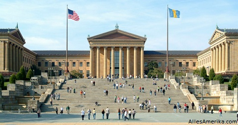 Philadelphia Museum of Art (Rocky Steps)