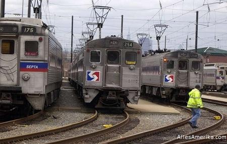Philadelphia treinen: SEPTA