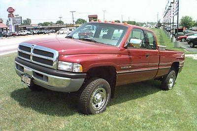 Amerikaanse pickup truck: Dodge Ram