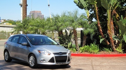 Auto huren in San Diego