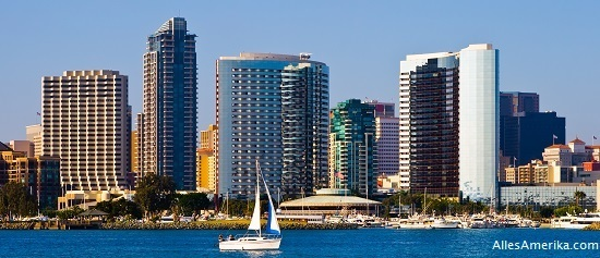 Skyline van San Diego