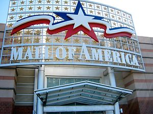 Shoppen / winkelen in Amerika