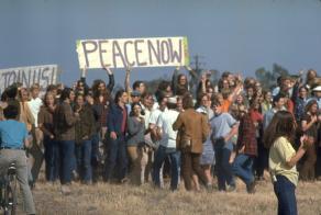 Protesten tegen de Vietnamoorlog in 1969