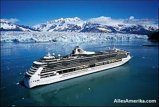 Cruisen in Alaska