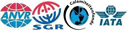 ANVR, SGR, Calamiteitenfonds, IATA