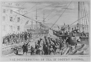 De Boston Tea Party