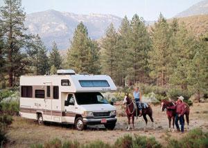 Amerikaanse camper
