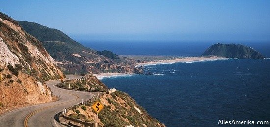 Highway 1 in Californie
