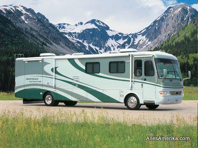 Camper (RV) in Amerika