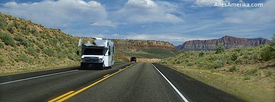 Camper in Amerika