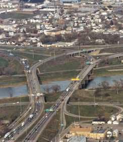 Het Interstate-systeem van Eisenhower