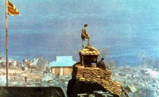 Op uitkijk naar Vietcong