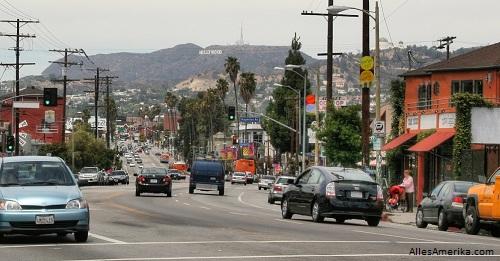 Los Feliz in Los Angeles