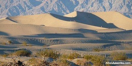 Mesquite Flat zandduinen