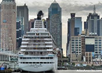 Cruise vanuit New York
