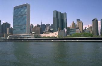 Aan de East River