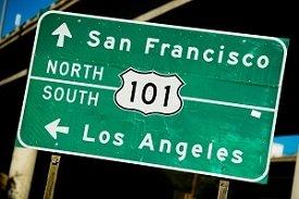 San Francisco en LA
