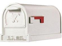 Arlington brievenbus wit