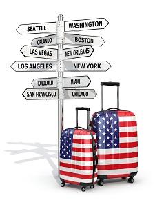 Uw vakantie naar de VS goed voorbereid