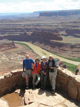 Prachtige wandelingen / hikes door Amerika mogelijk
