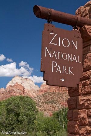Zion ingang